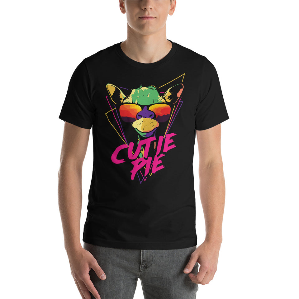 Cutie Pie - Short-Sleeve Unisex T-Shirt