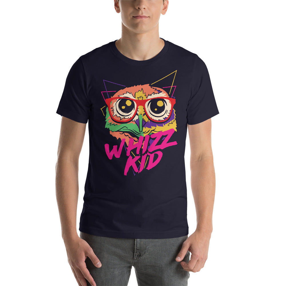 Whizz Kid - Short-Sleeve Unisex T-Shirt