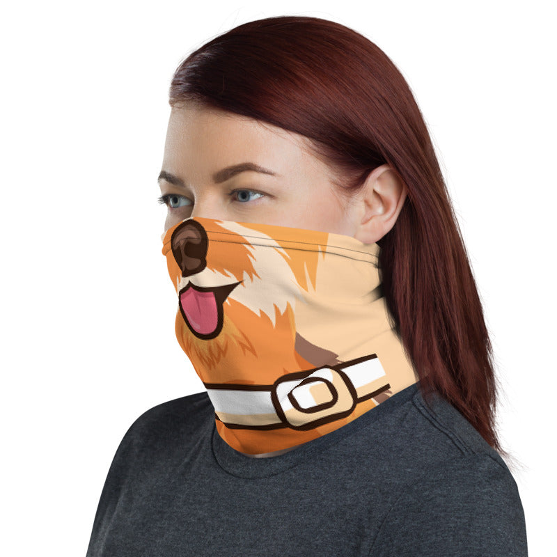 Jurassic-Bark Official - Neck Gaiter