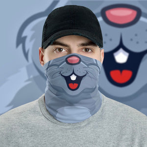 Squeaky Mouse - Neck Gaiter