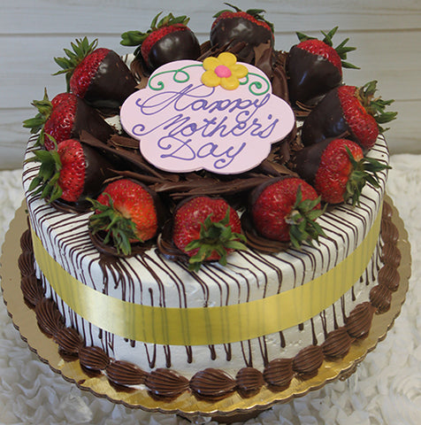MD-001 Display Strawberry Grand Marnier Cake