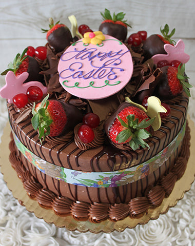 EA-008 Black Forest Cake
