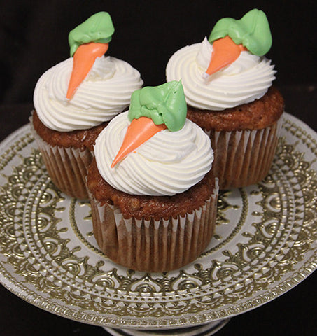 CC-005 Display carrot cupcake