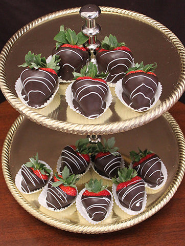 AP-001-Dark Chocolate Strawberries