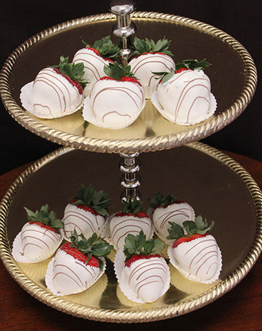 AP-003-White Chocolate Strawberries