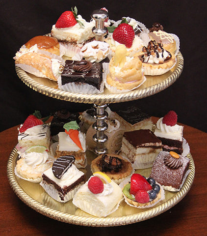 AP-006 Assorted Mini Pastries Chef's Choice