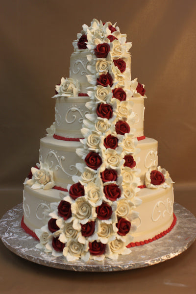 images of all white wedding cakes wc 001 konditor meister 16326