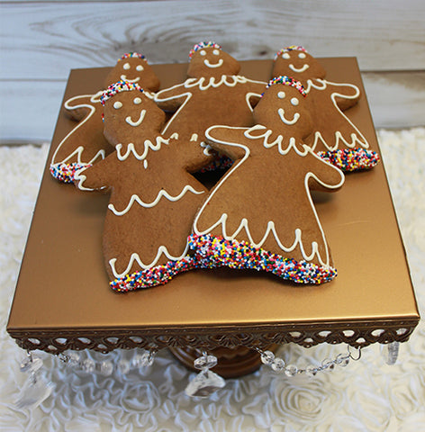 AP-085 Gingerbread women cookies