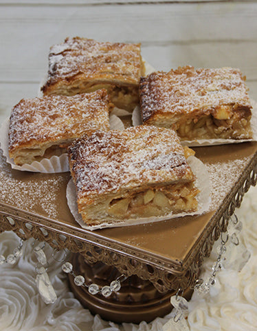 Apple Strudel Slices