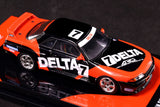 "Inno64 1:64 NISSAN SKYLINE GT-R R32 #7 ""DELTA"" Thunderbolt Movie (Jackie Chan) 1995 CHINA EXCLUSIVE"