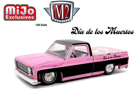 M2 Machines 1:64  Auto-Trucks 1973 Chevrolet Custom Deluxe 10