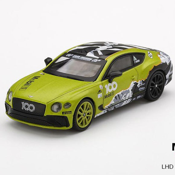 Bentley Continental GT 2019 Pikes Peak International Hill Climb (in box)