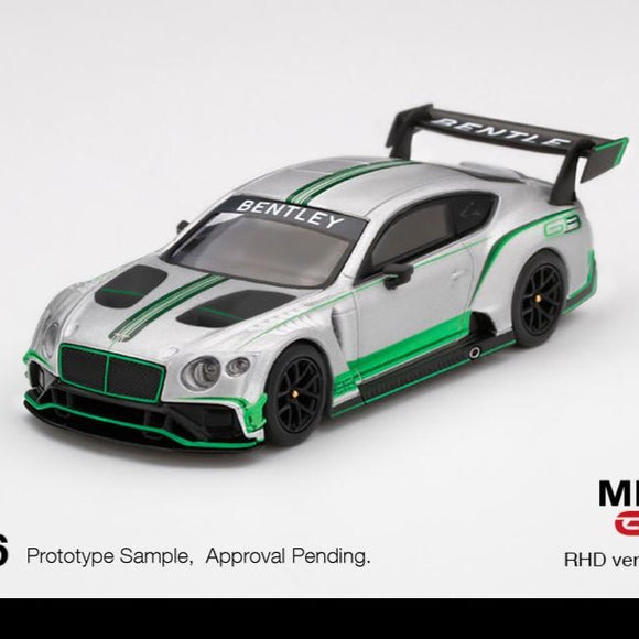 Bentley Continental GT3 2018 Presentation Car (in box)