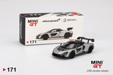 McLaren Senna Silver (in box)