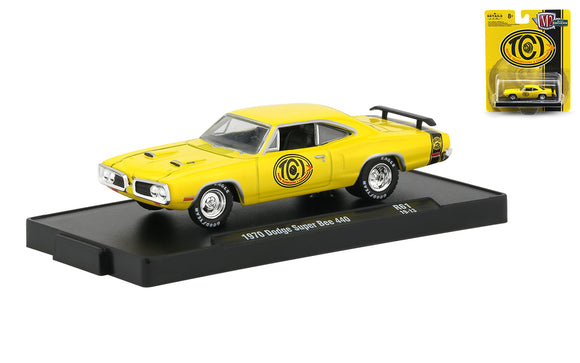 M2 Machines 1:64 Drivers R61 1970 Dodge Super Bee 440