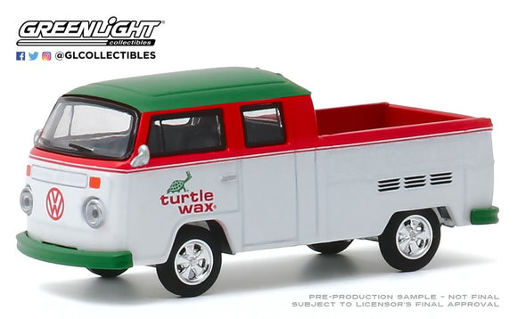 Greenlight 1:64 Blue Collar Collection Series 7 - 1979 Volkswagen Type 2 Crew Cab Pick-Up