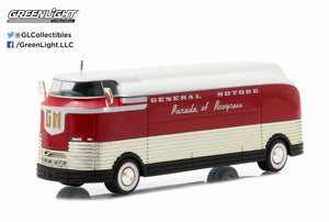 "Greenlight 1:64 GM 1940 Furturliner ""Parade of Progress"""