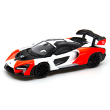 MINIGT 1/64 McLaren Senna Orange / White