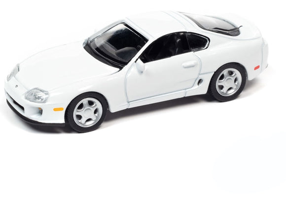 Auto World 1:64 1993 Toyota Supra in Super White