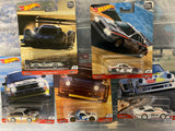 "Hot Wheels  1:64 2020 Car Culture ""R"" Case Hill Climbers"