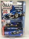 Auto World 1:64 Mijo Exclusive Ford GT 1965 #72 Dirty version Limited 2,400