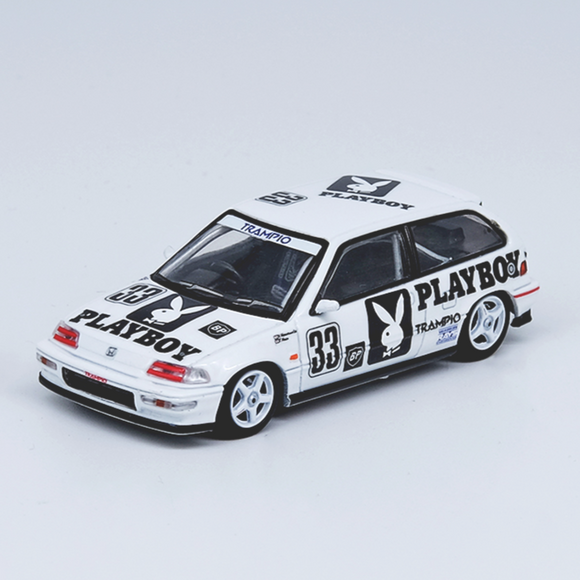 INNO64 1:64 HONDA CIVIC EF9 #33