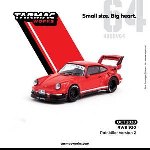 Tarmac Works RWB 930, PAINKILLER Version 2