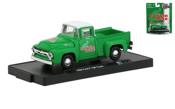 M2 Machines 1:64 Drivers R61 1956 Ford F-100 Truck