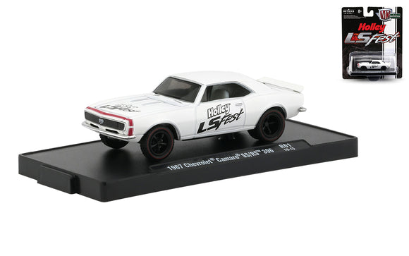 M2 Machines 1:64 Drivers R61 1967 Chevrolet Camaro SS/RS 396
