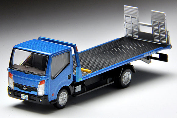 LV-N144d  NISSAN ATLAS F24 HANAMIDAI MOTORS Safety Loader Blue