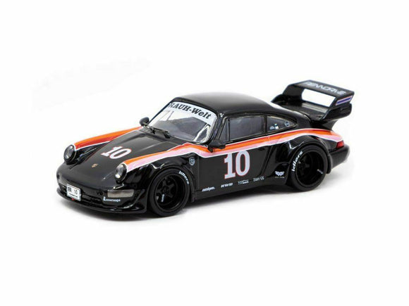 **LIMITED** Tarmac Works RWB 964 Black #10 (2020 Thailand Special Edition )