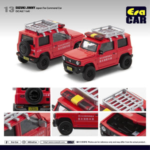 ERA #13 1/64 Suzuki Jimny (Japan Fire Command Car)
