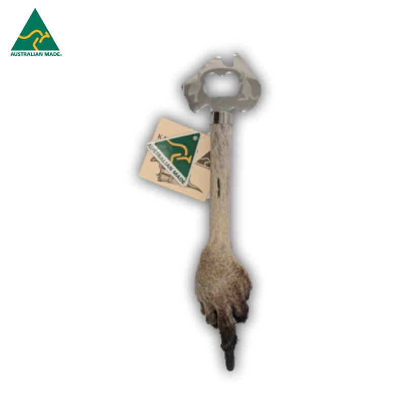 BOTTLE OPENER - KANGAROO PAW FINGER