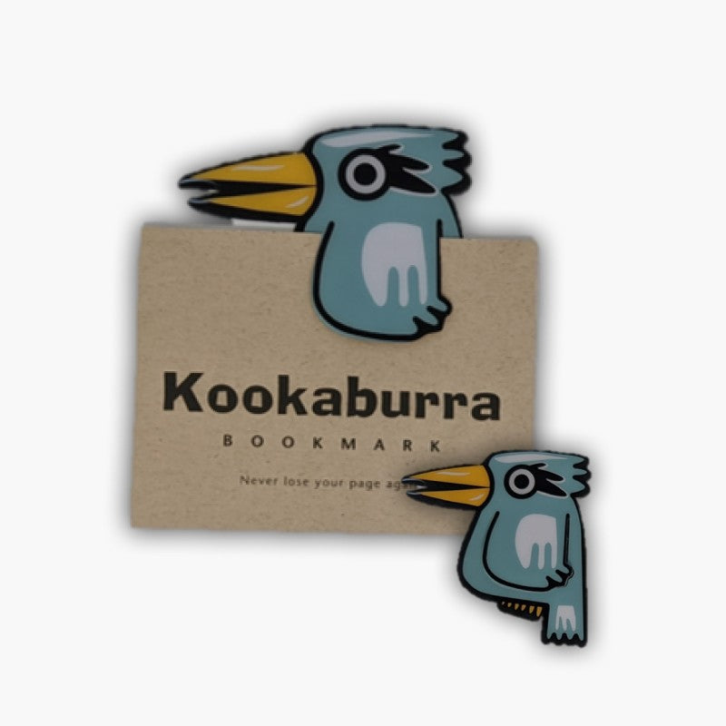 BOOKMARK - ABM KOOKABURRA.
