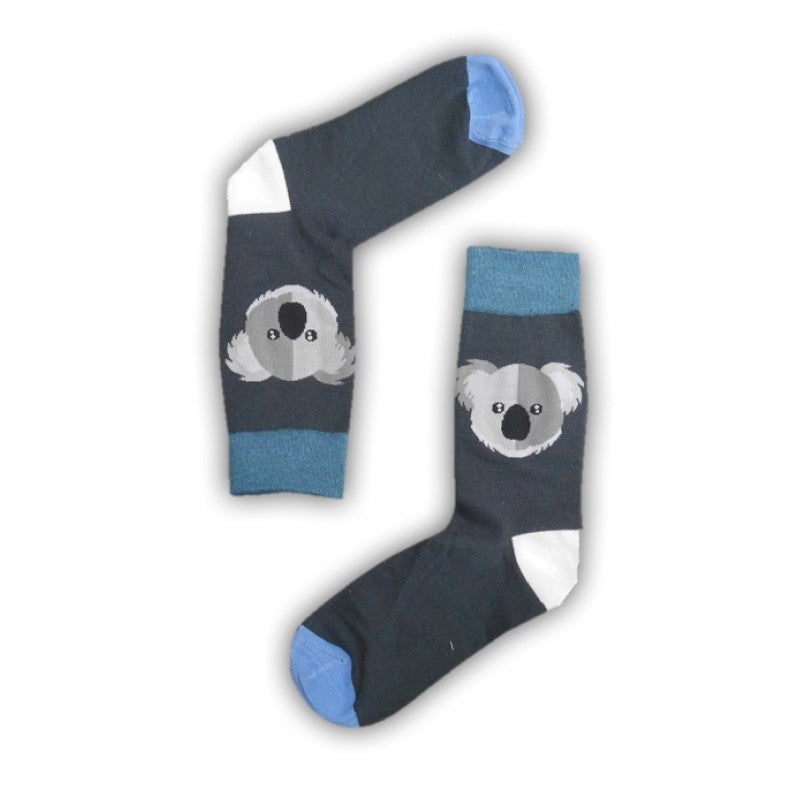 SOCK - LARGE KOALA HEAD HSOCKKLH.