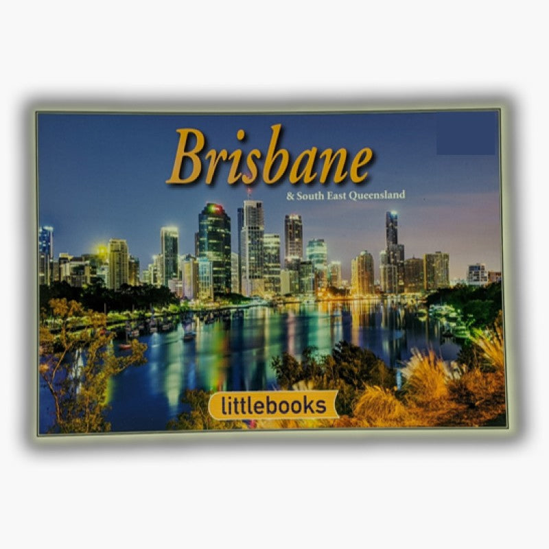 BOOK - BRISBANE & SOUTH EAST QLD A505.