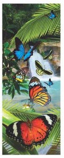 BOOKMARK - 3D BUTTERFLYS 51-44-2549.