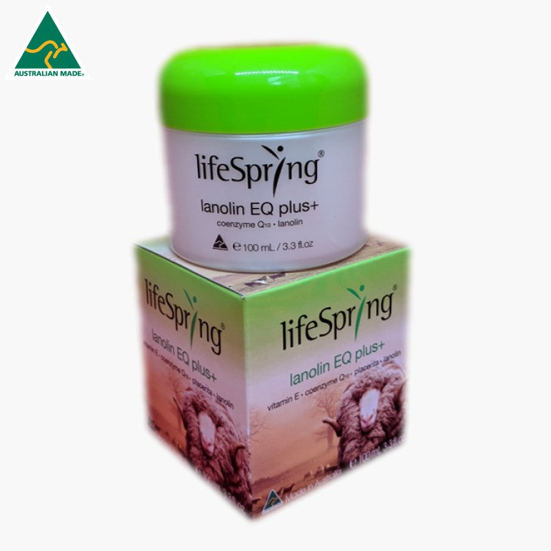 CREAM - LIFESPRING LANOLIN EQ PLUS LC03