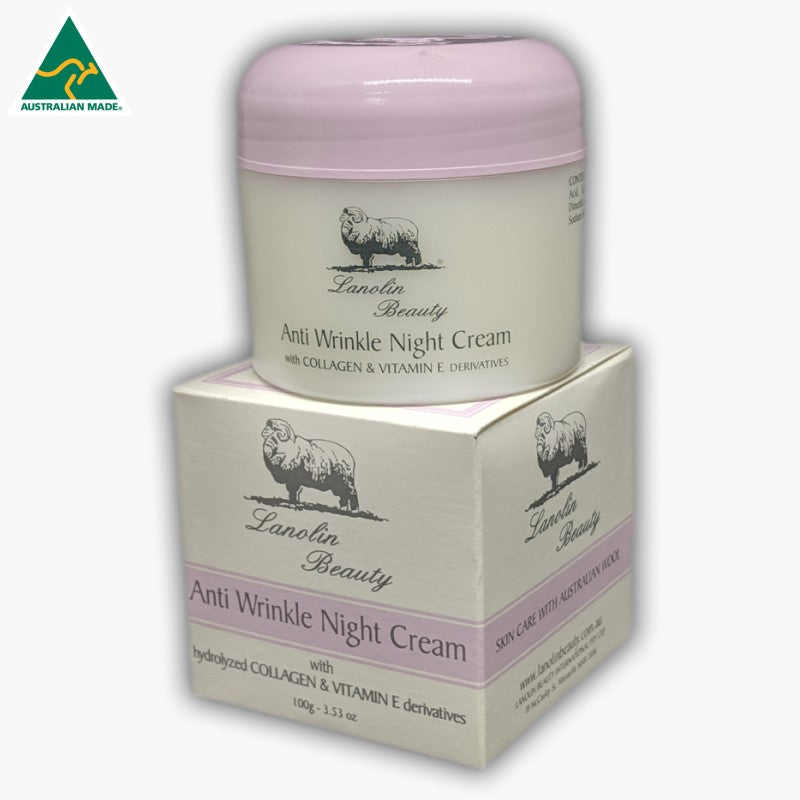 CREAM - ANTI-WRINKLE 100G LBAWN.