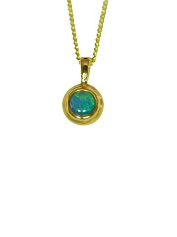 OPAL - TRIPLET PENDANT BOXED ORD2004.