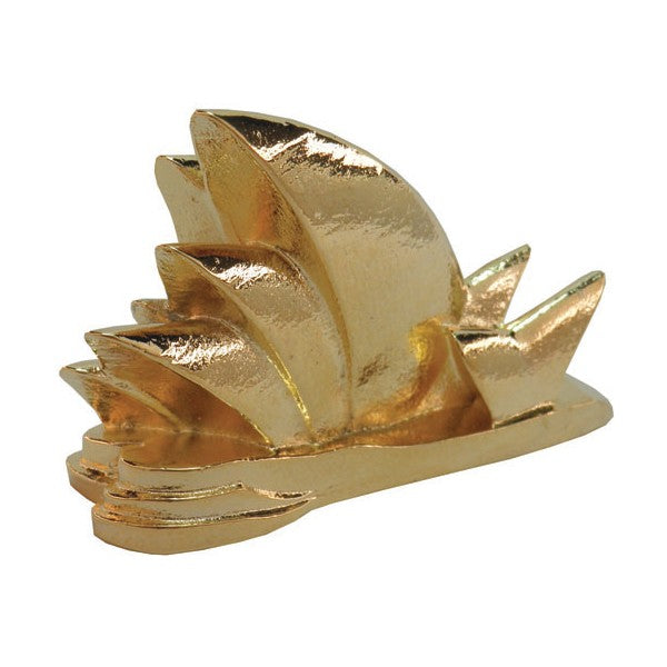 PAUA - ORNAMENT GOLD PLATED OPERA HOUSE OR26.