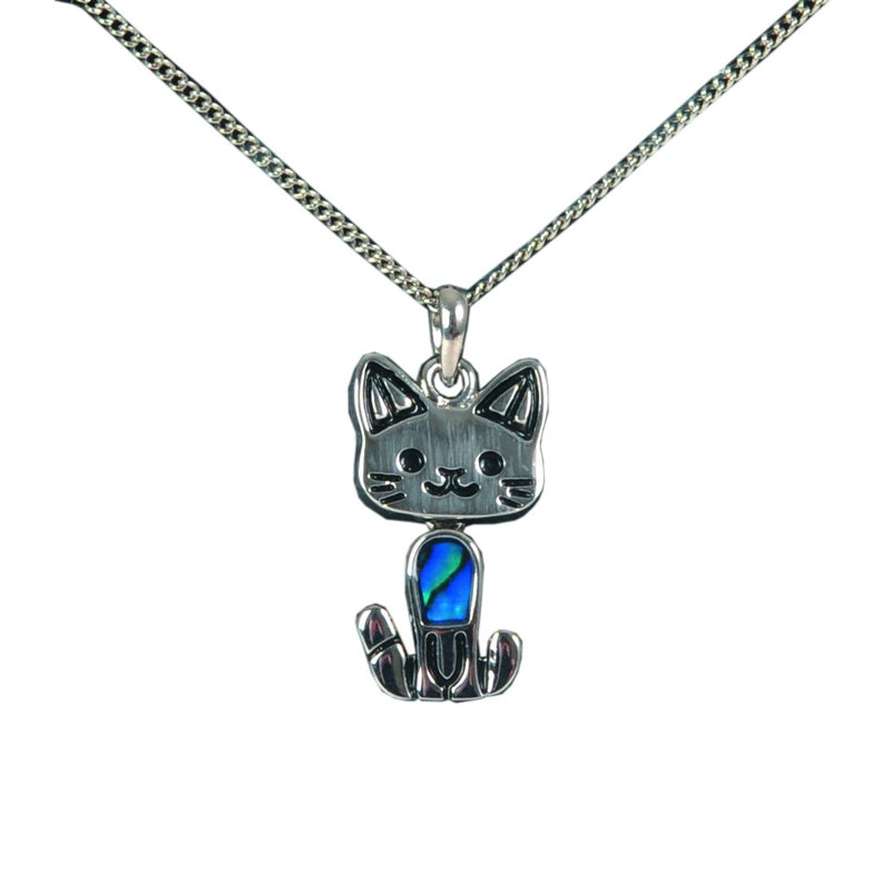 PAUA - NECKLACE CAT PJS202.