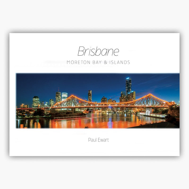 BOOK - BRISBANE MORETON BAY & ISLANDS.