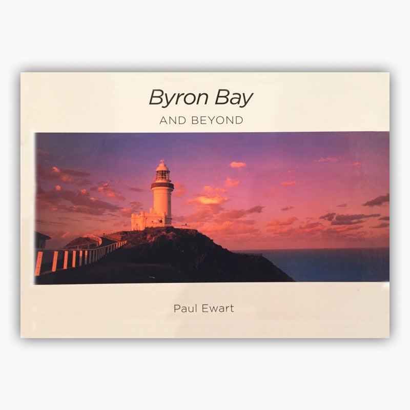 BOOK - BYRON BAY & BEYOND.