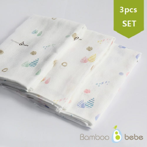 Bamboo Reusable Cloth Diaper 3pcs Set - Babyhouse Australia