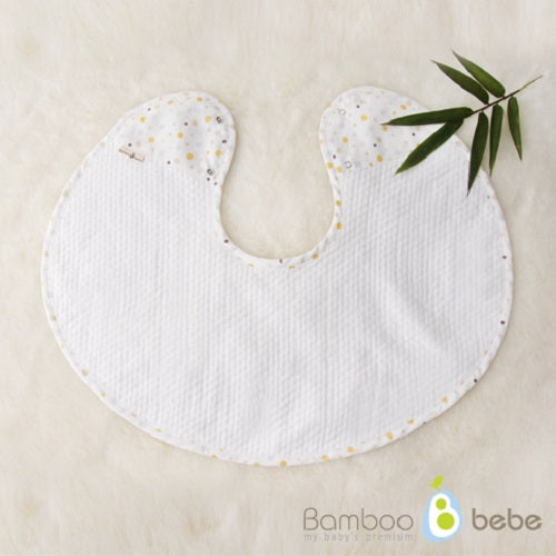 Bamboo Withmom Bib For Mom [Cape Style] - Babyhouse Australia
