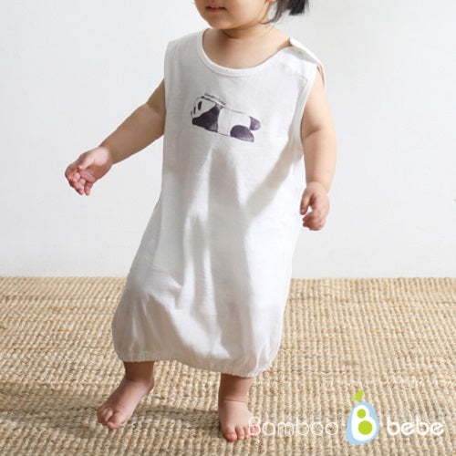 Bamboo Airy Sleeping Shirts [0~48 Months] - Babyhouse Australia