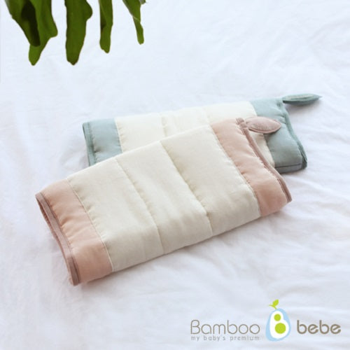 Bamboo All In One Gauze Feeding Arm Pillow - Babyhouse Australia