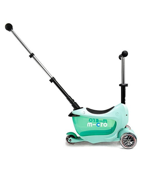 Micro Mini2Go Deluxe Plus - Mint - Babyhouse Australia