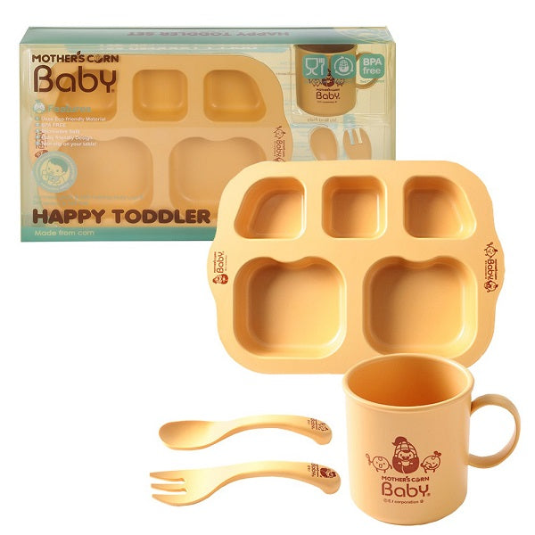 Mother's Corn Happy Toddler Set - Babyhouse Australia
